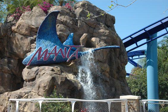 Manta Roller Coaster – SeaWorld Orlando