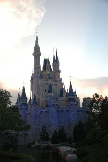 Disney is supporting the Orlando Magic at Magic Kingdom