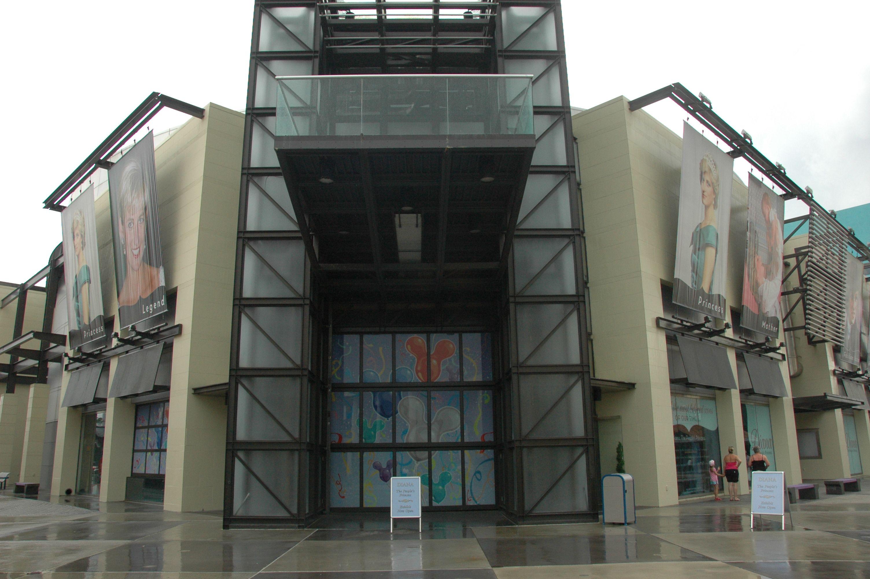 Princess Diana Exhibit opens at Downtown Disney