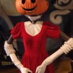 Pumkin Showgirl in Frontierland