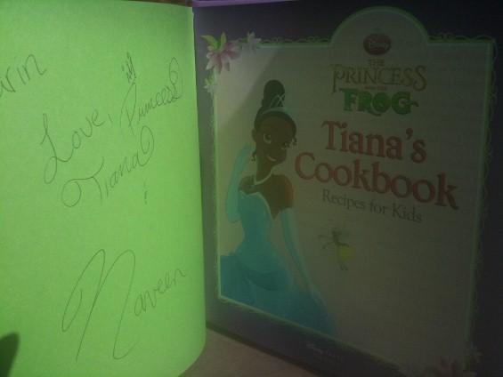 Tiana\'s Cookbook