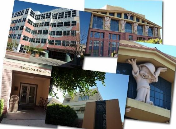 Disney Animation Studios Tour Burbank