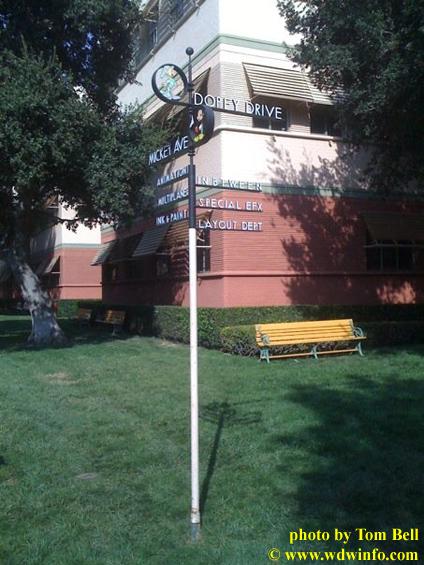 studios signpost