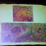 Aulani Murals by Martin Charlot