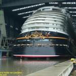 Disney Dream in dock