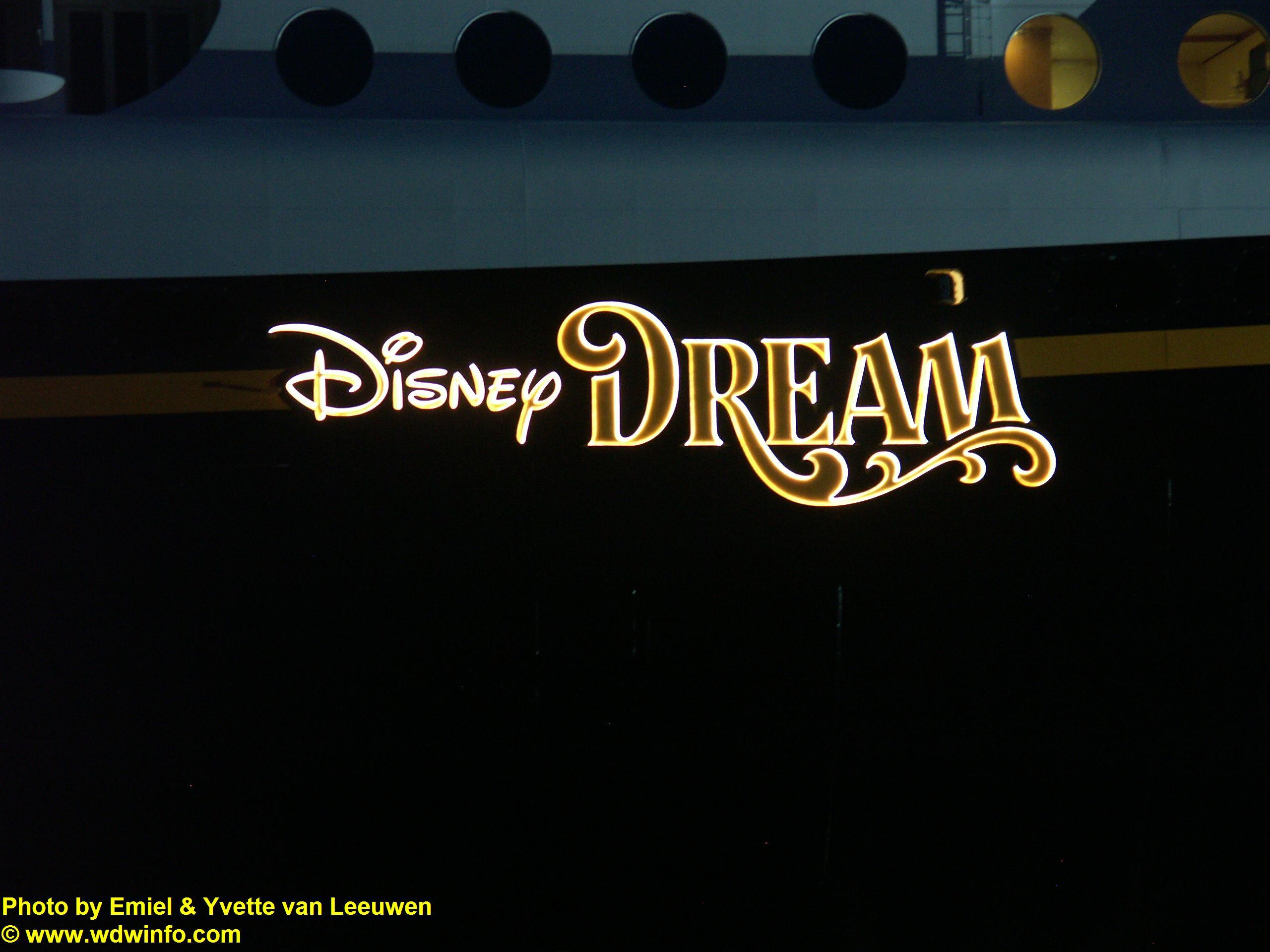 Disney Dream logo
