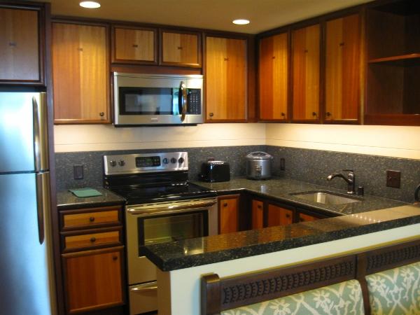 Aulani Construction Kitchen