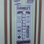 DCA Walls Clarabelle's