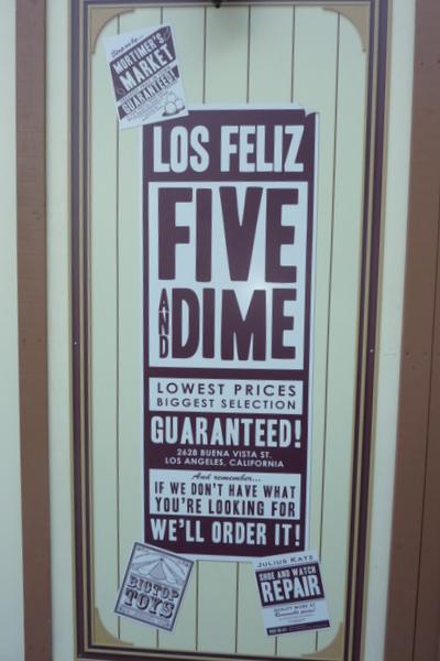 DCA Walls Five and Dime