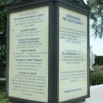 DL Forest Lawn Walt's Grave - Information