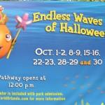 Free Fun at SeaWorld's Halloween Spooktacular