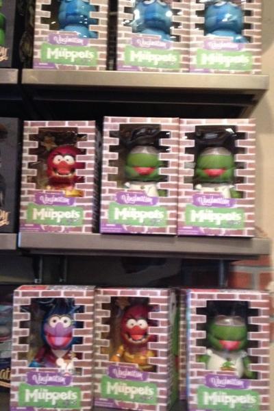 DL Vinylmation Muppet Large