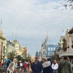 Magic Kingdom January 2012 Construction Update