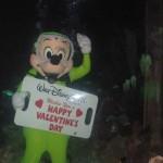 Valentine's Day Annette Leshchyshyn Diver Mickey