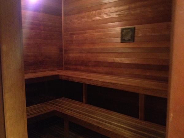 DL GCH Mandara Spa Sauna