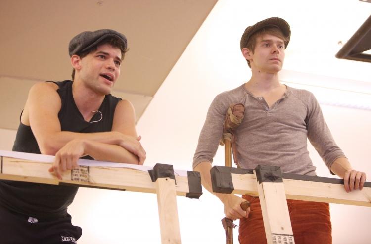 andrew rehearsal